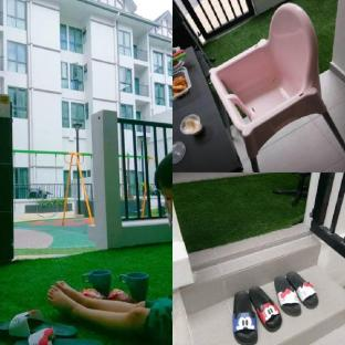 Hello Kitty apartment