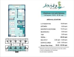 picture 3 of Vincere 114 Condominium Resort at Arista Place