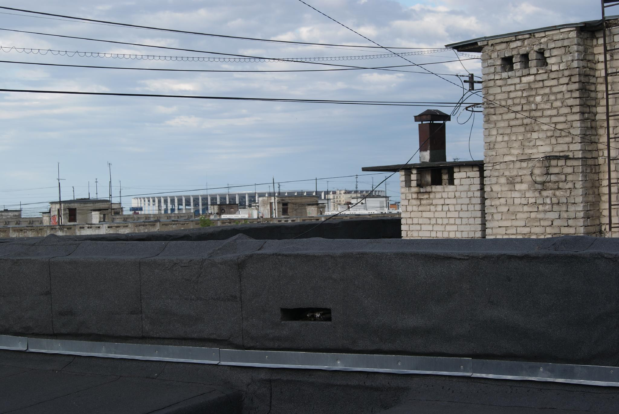 Apartment With Access To The Roof