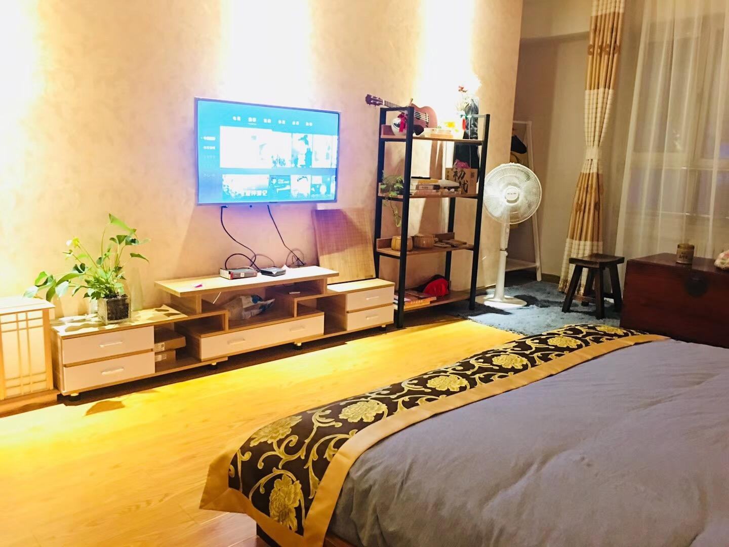 Yinchuan April Homestay Japanese Style
