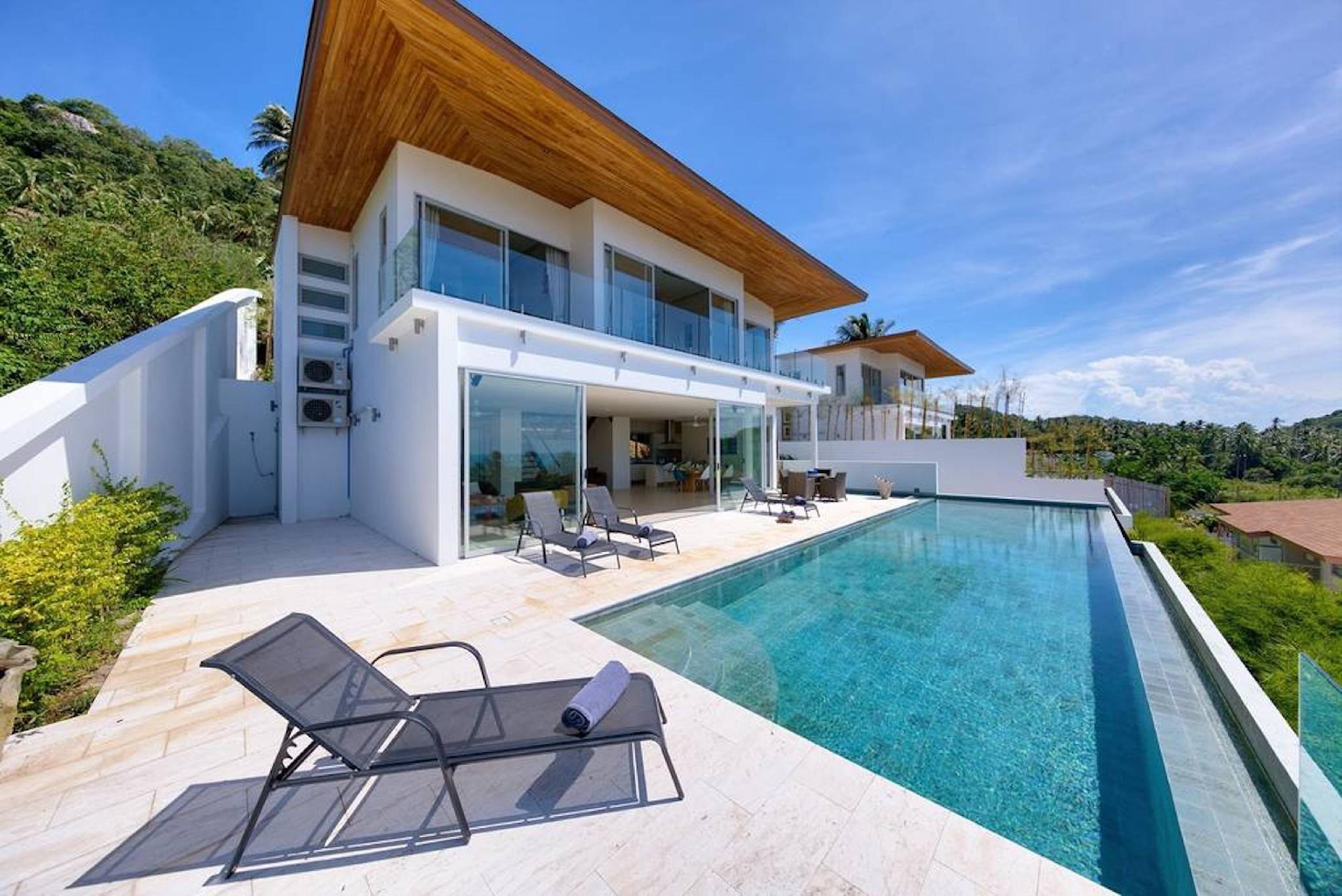 6 Bedroom Luxury Seaview Villa Asti - Bang Por 6 Bedroom Luxury Seaview Villa Asti - Bang Por