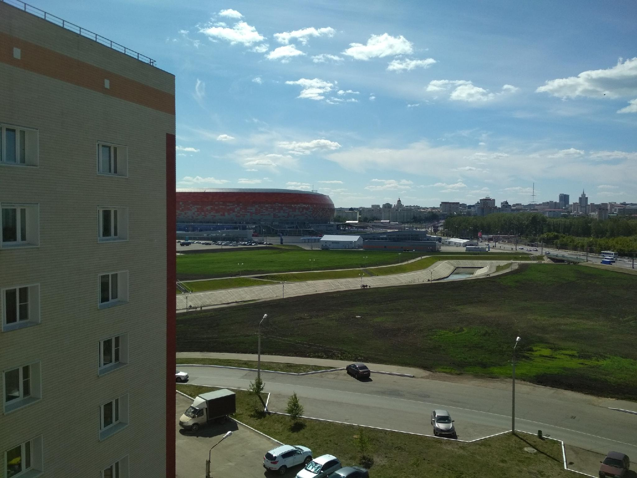 Apartment On Volgogradskaya 73