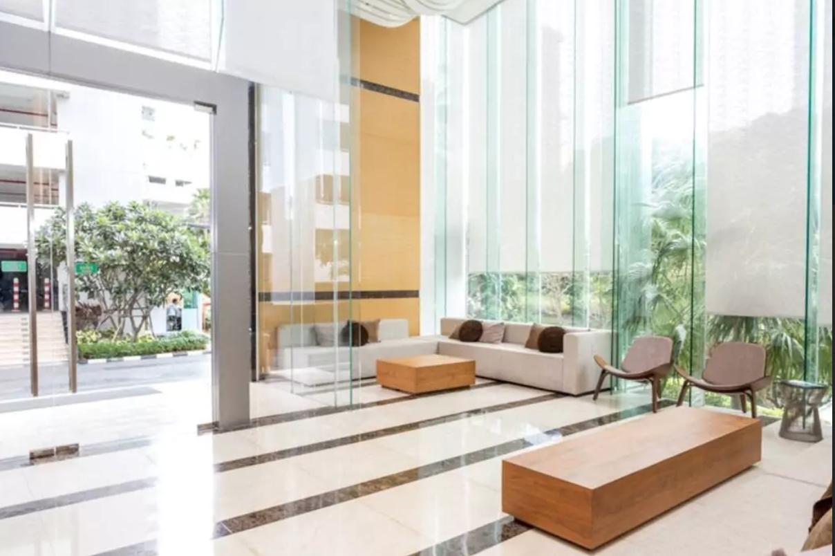 Stunning Sea Views Studio In Luxury Building