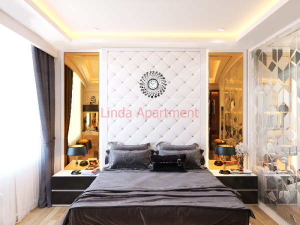 Linda Apt Hotel district 4-ICON56-InfinityPOOL Ho Chi Minh City