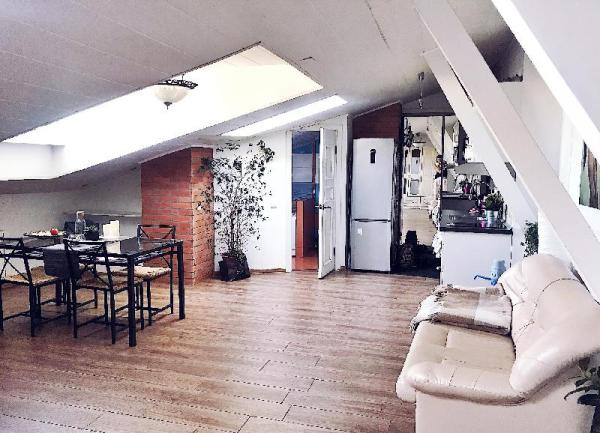 LOFT STUDIO * LUXURY AREA * PATRIKI Moscow