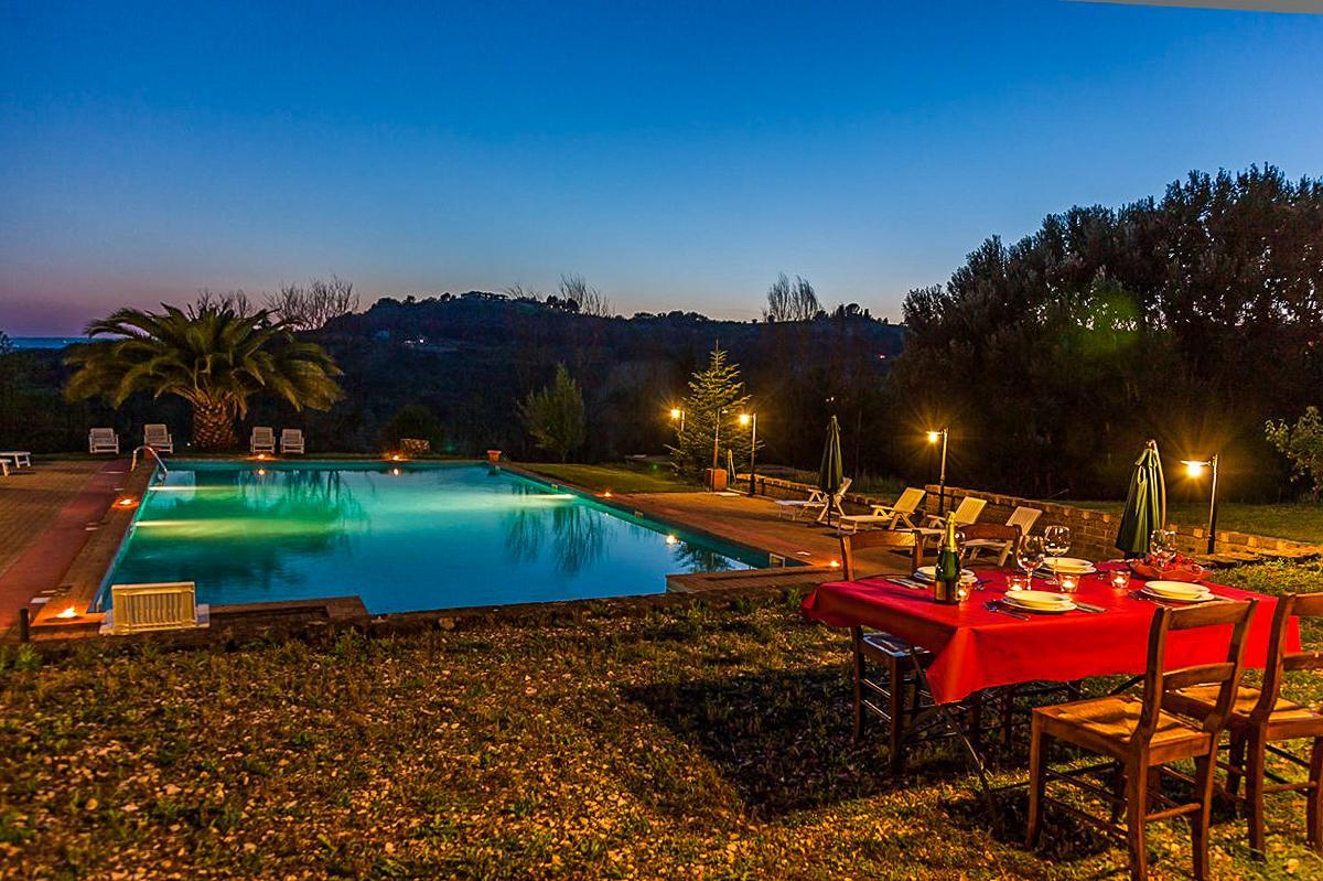 Il Pioppo   Apartment For 5 In A Country Hotel