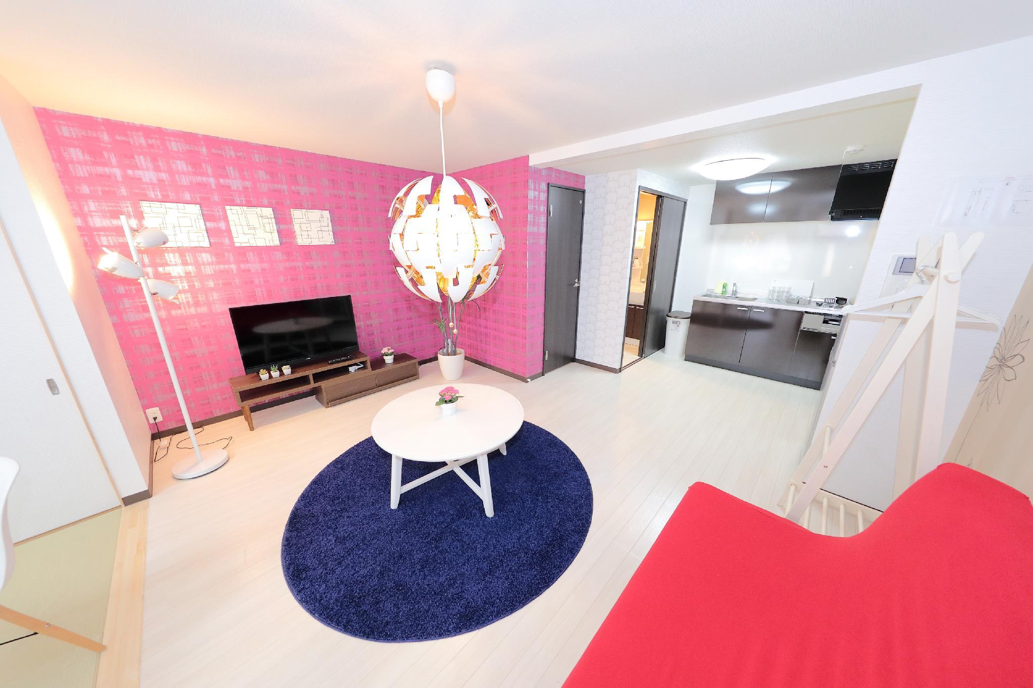 Legal House Modern Interior 2Bed Rooms 12PAX WIFI
