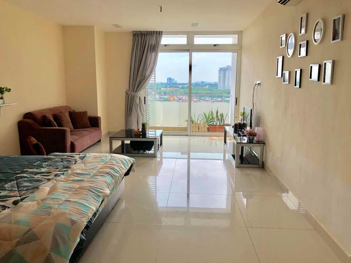 D'Esplanade Residence @Lively Apartment@