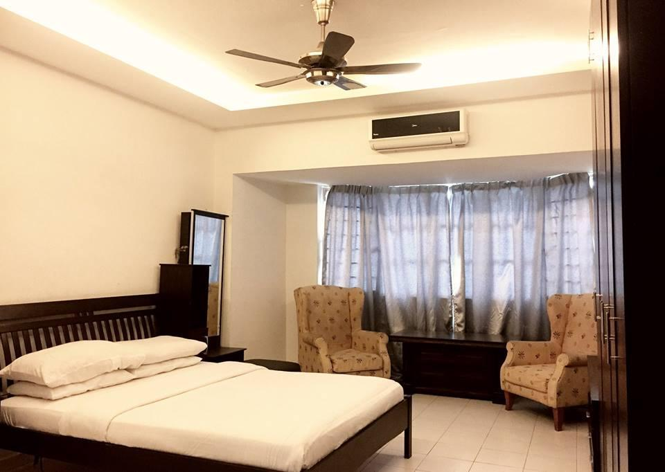 Homestay Guesthouse Family Budget Kuala Lumpur