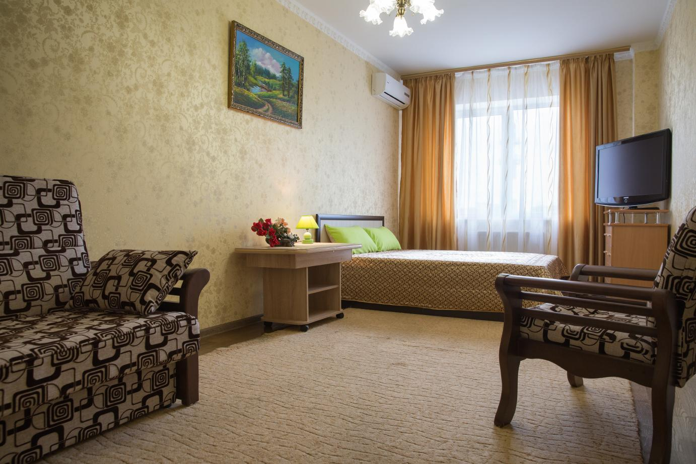 Luxury 1 Bedroom Apartment For Your Stay