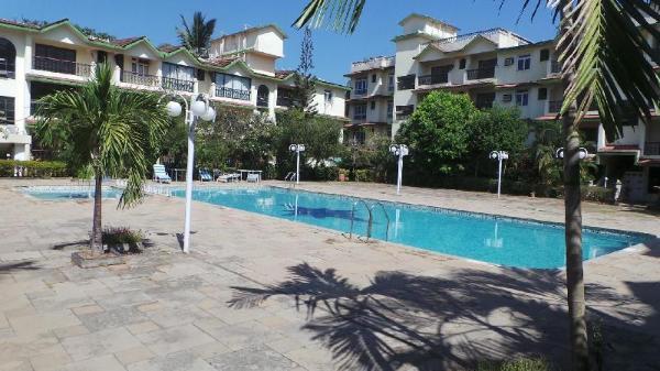 Apartment near beach Goa