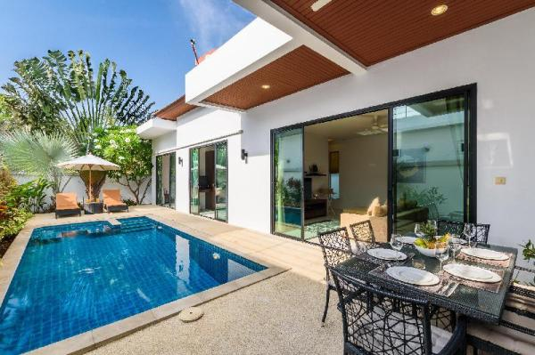Perfect 3br Pool Villa by Intira Villas Phuket