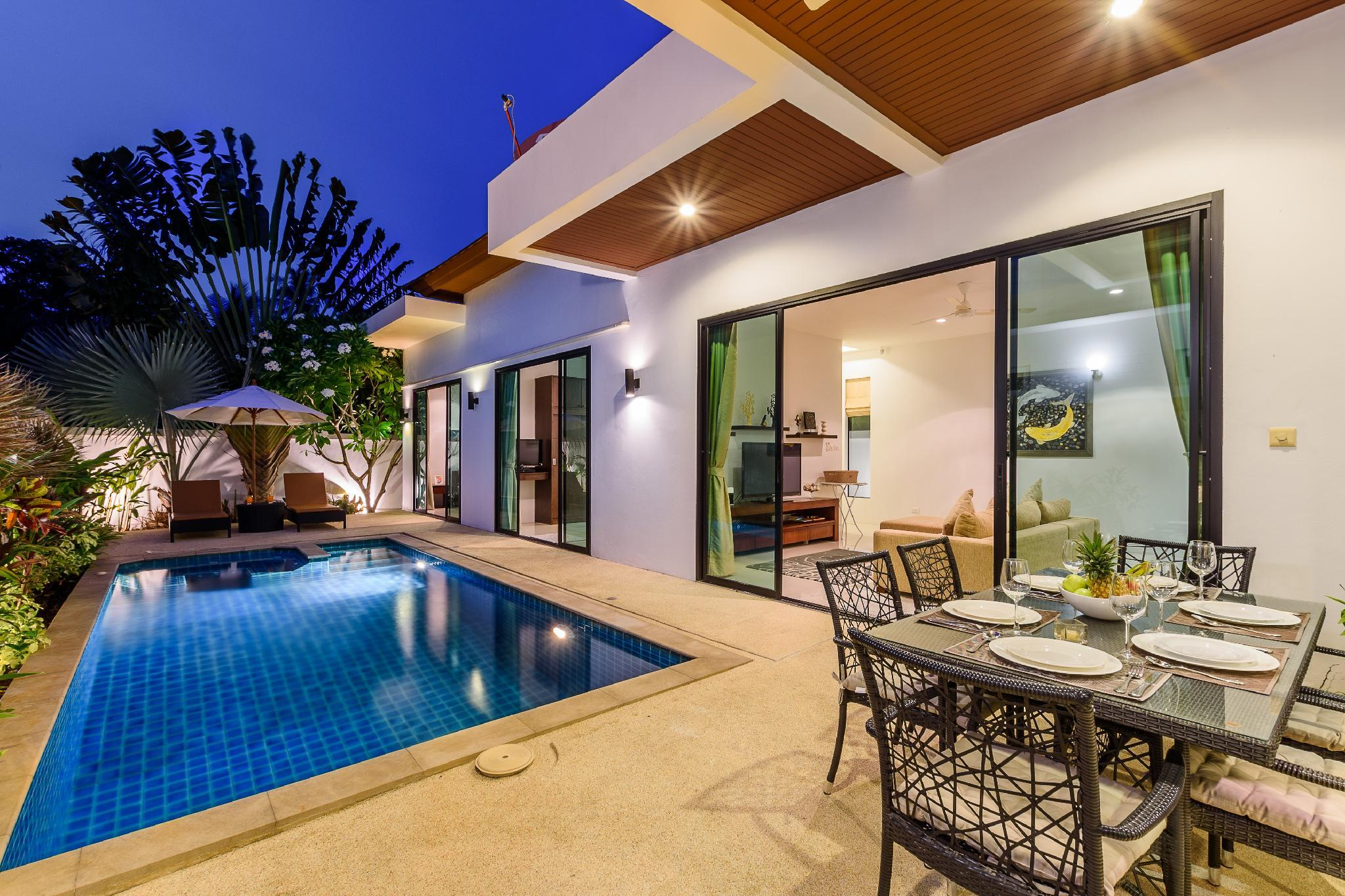 Perfect 3br Pool Villa by Intira Villas