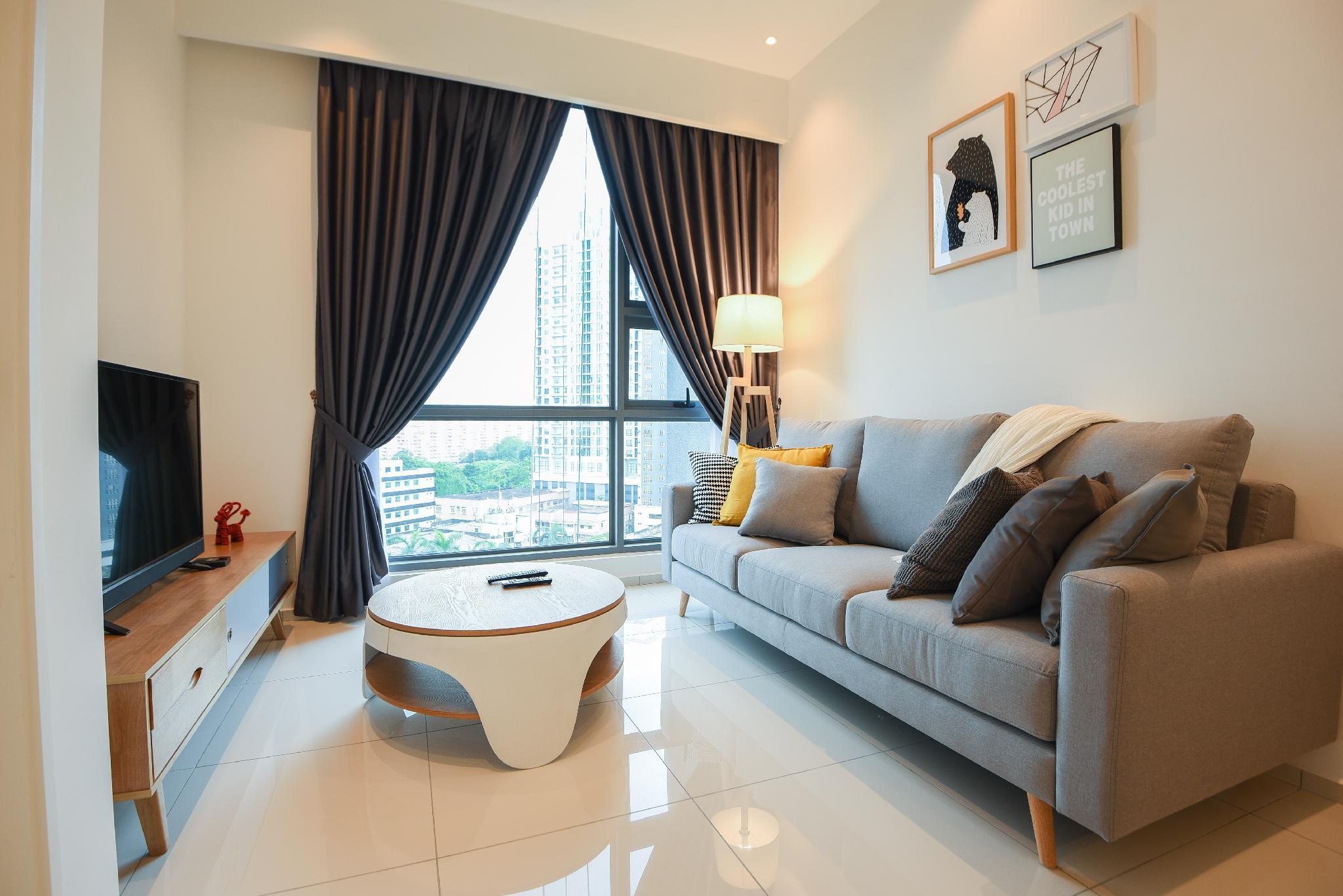 Classy Room KLCC Pavillion Bukit Bintang 500m MRT