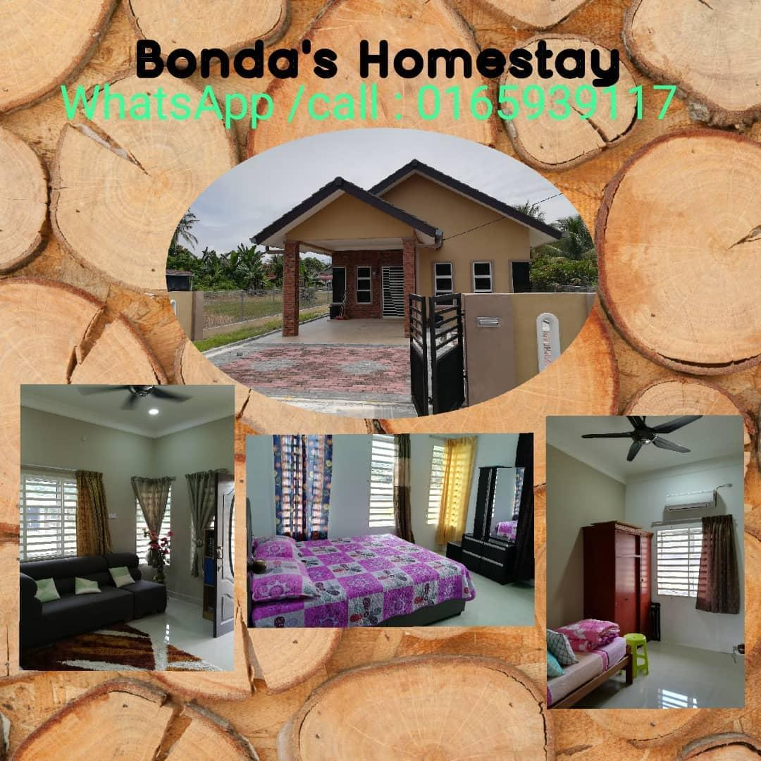 Tapah Bonda's Homestay