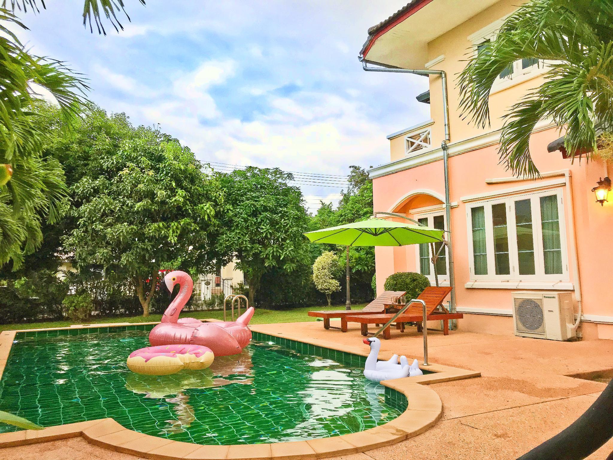 Sunny Pool Villa Chiangmai Sunny Pool Villa Chiangmai