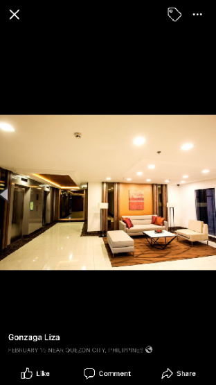 picture 1 of Araneta Center One Bedroom Condo at Amaia Skies T1