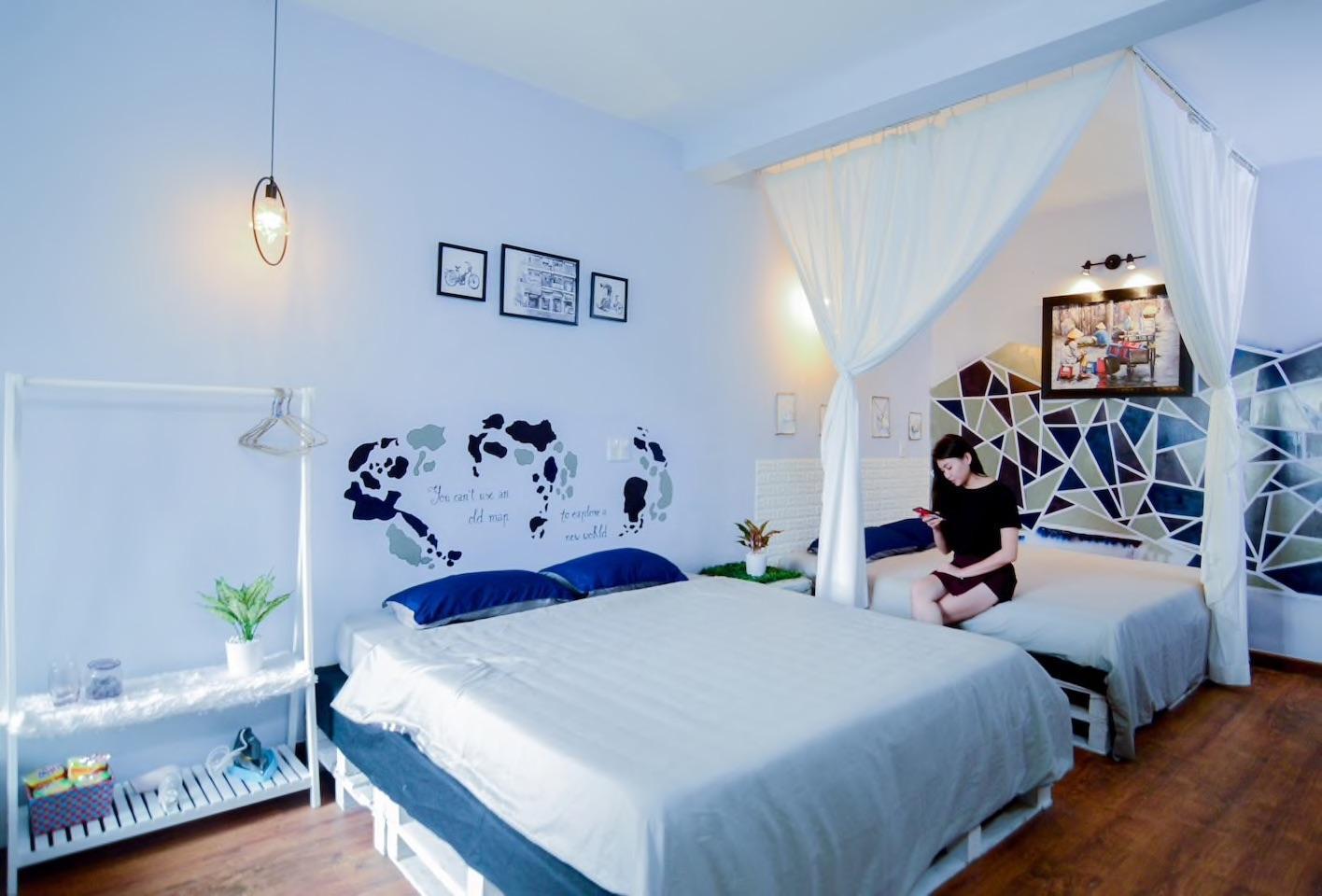 Saigon Center's Alley Studio