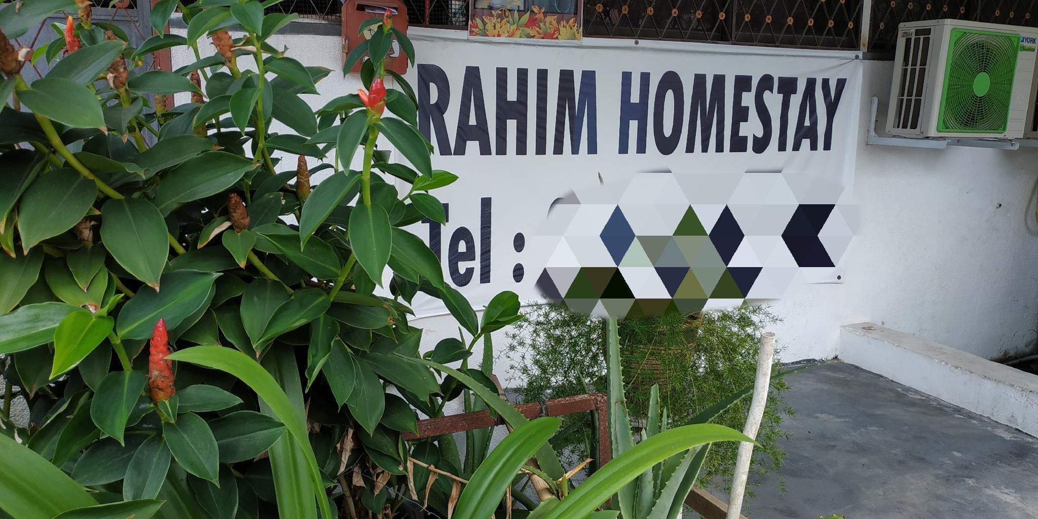 Rahim Homestay
