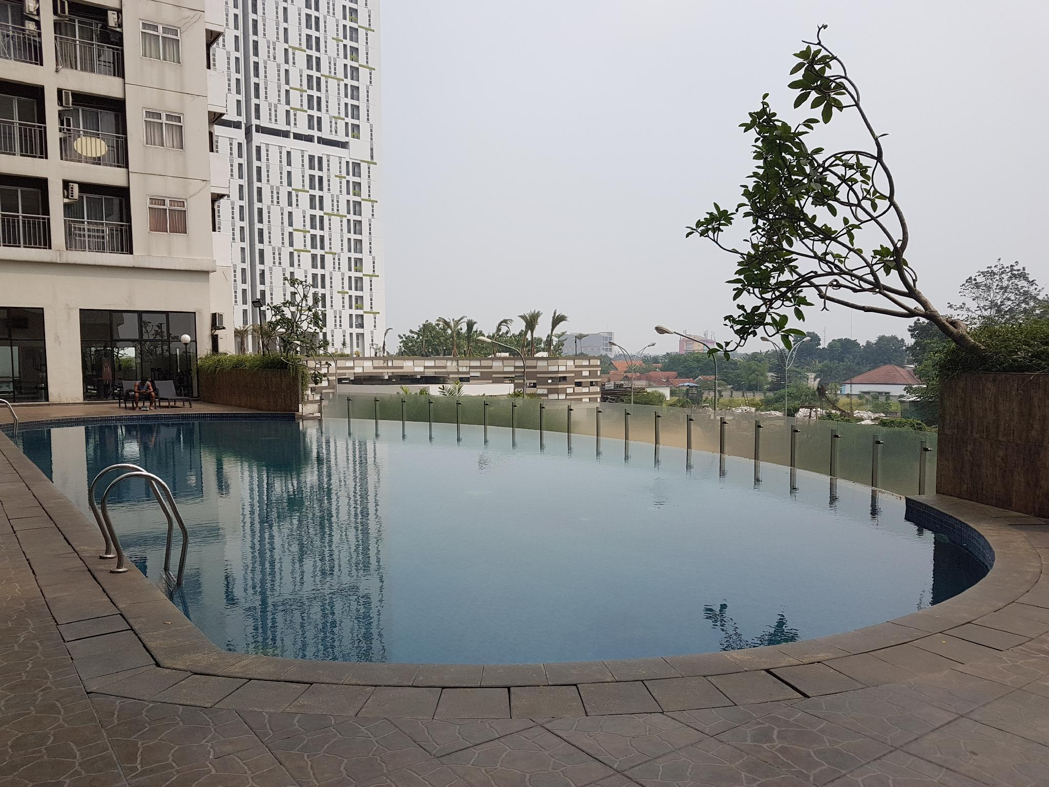 Apartment Serpong Greenview With Sky Garden
