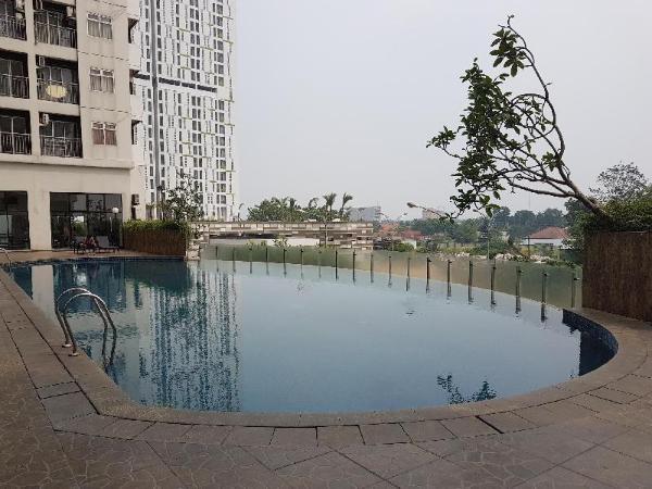 Apartment Serpong Greenview with Sky Garden Tangerang