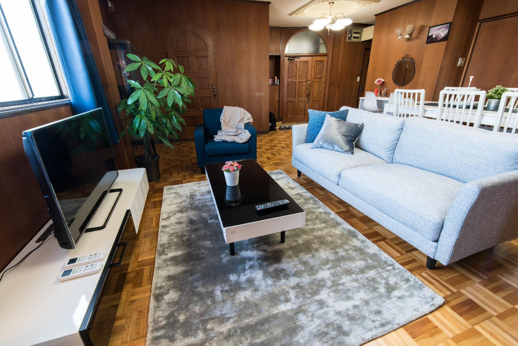 Osaka 150sqm Deluxe Stay