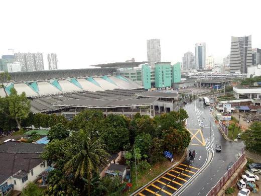 Opposite Johor Bahru Ciq homestay