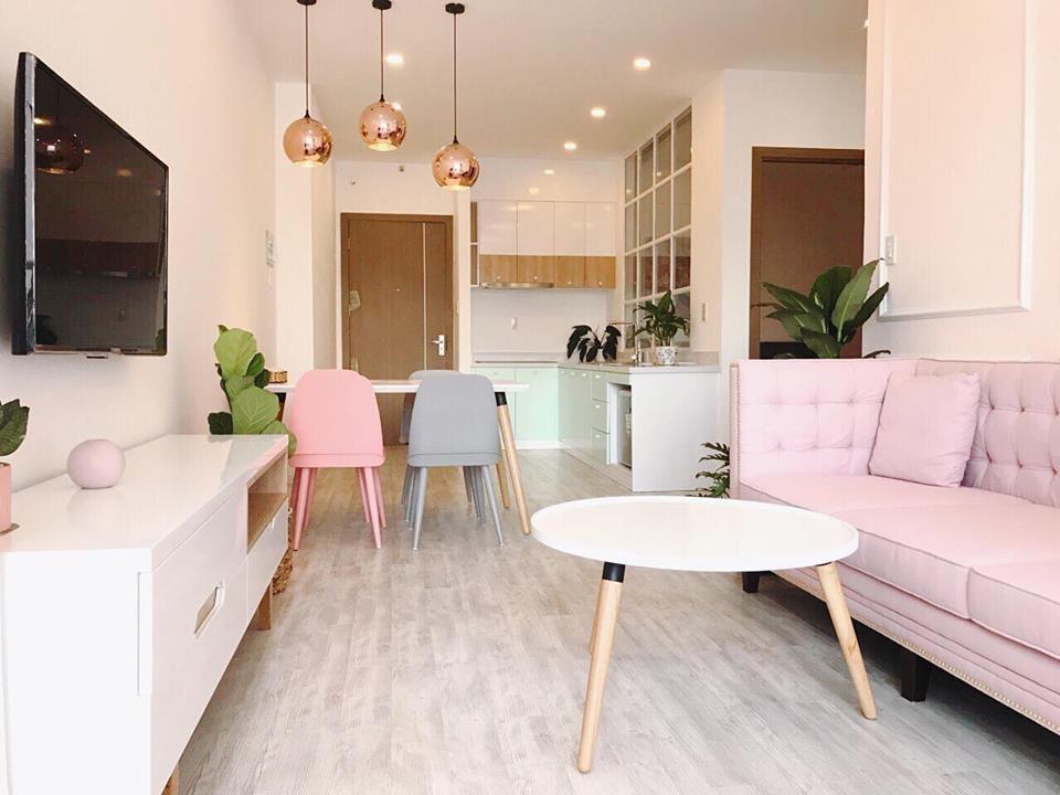 Pink Pastel Apartment
