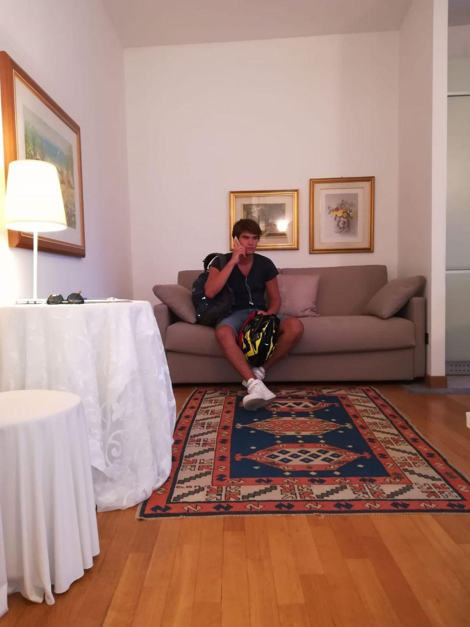 Apartment Airport Bergamo
