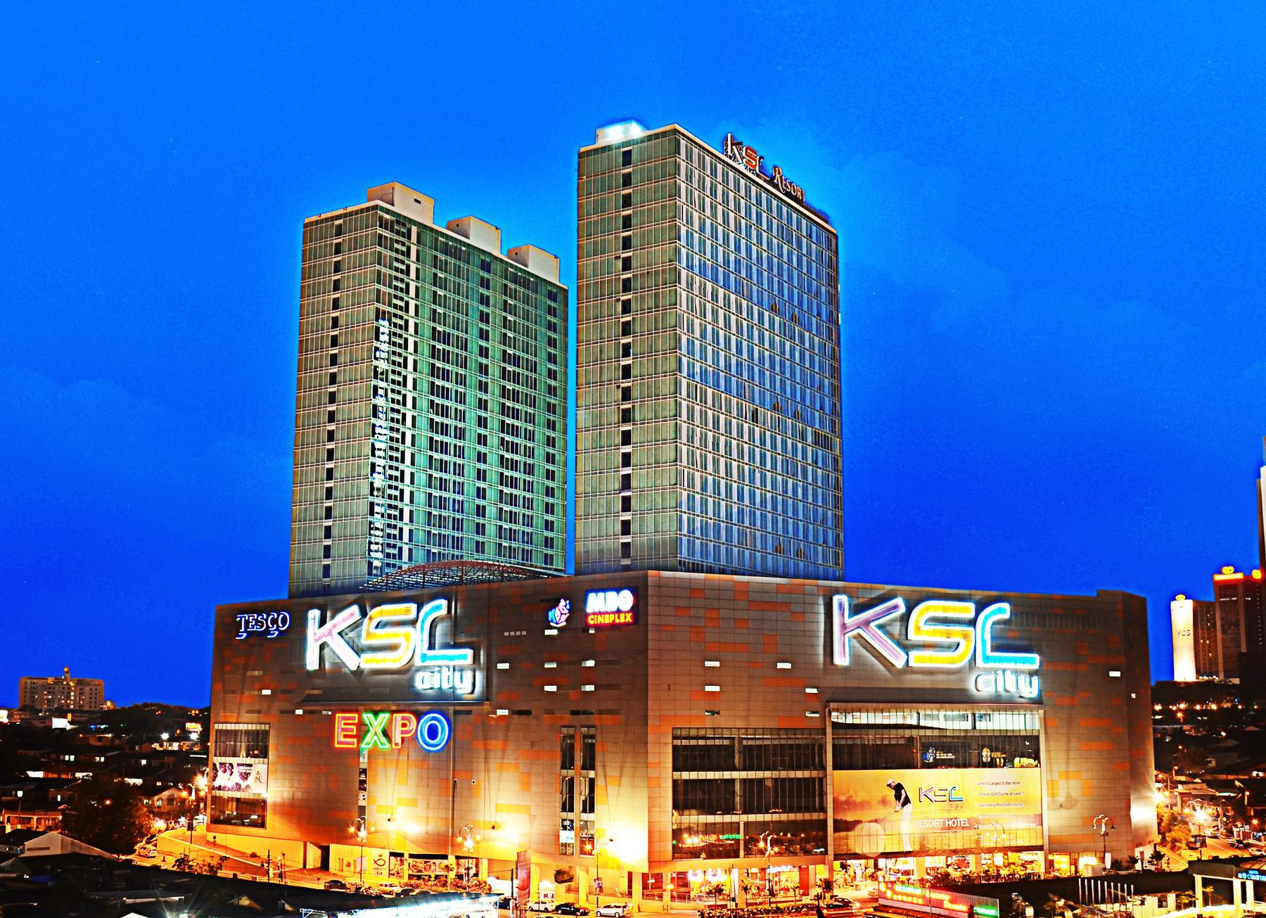 Jb Shopping Mall 3 Bedroom Suite
