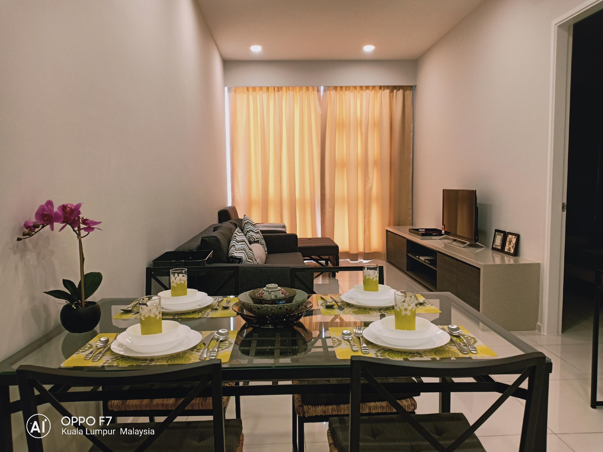 Matahari Suites @Robertson  Bukit Bintang II
