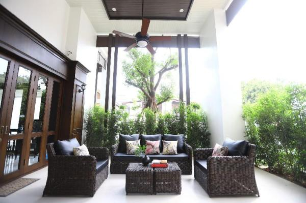 Double Tree Residence-Charming Colonial Room Chiang Mai