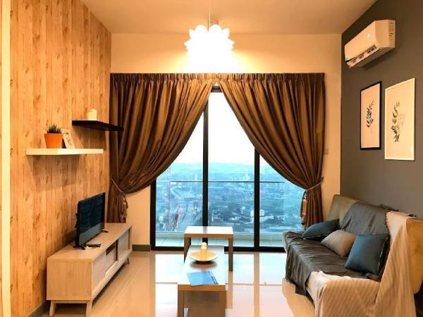 High Floor With City View & Near LRT services Kuala Lumpur