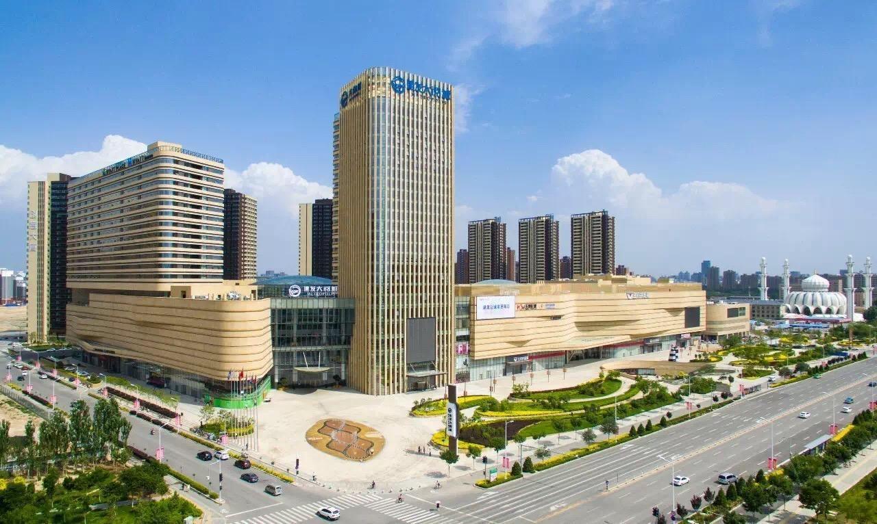 Yuelai Manshe Condominium