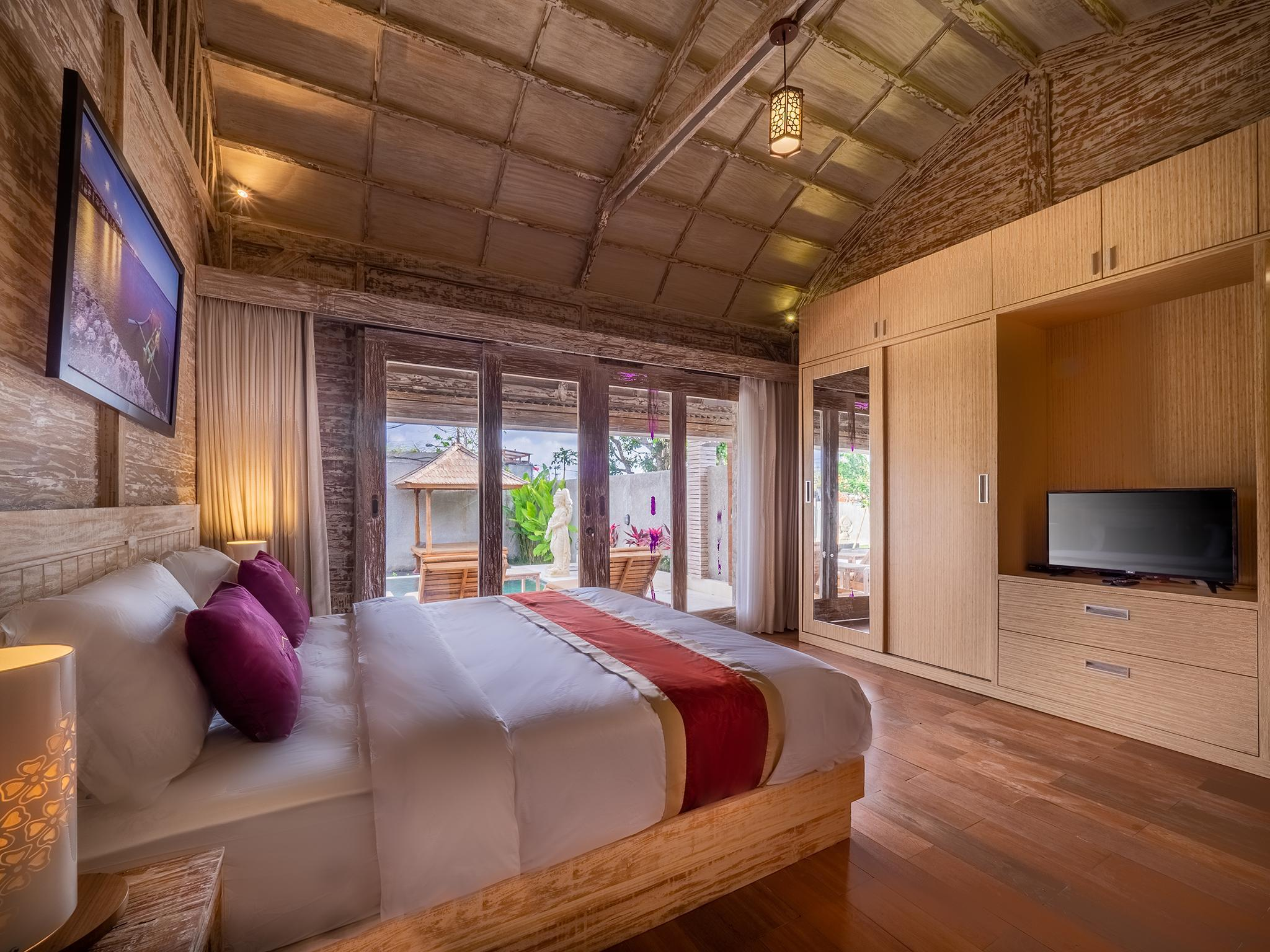 The Tempekan Uluwatu   4BR Villa With Private Pool