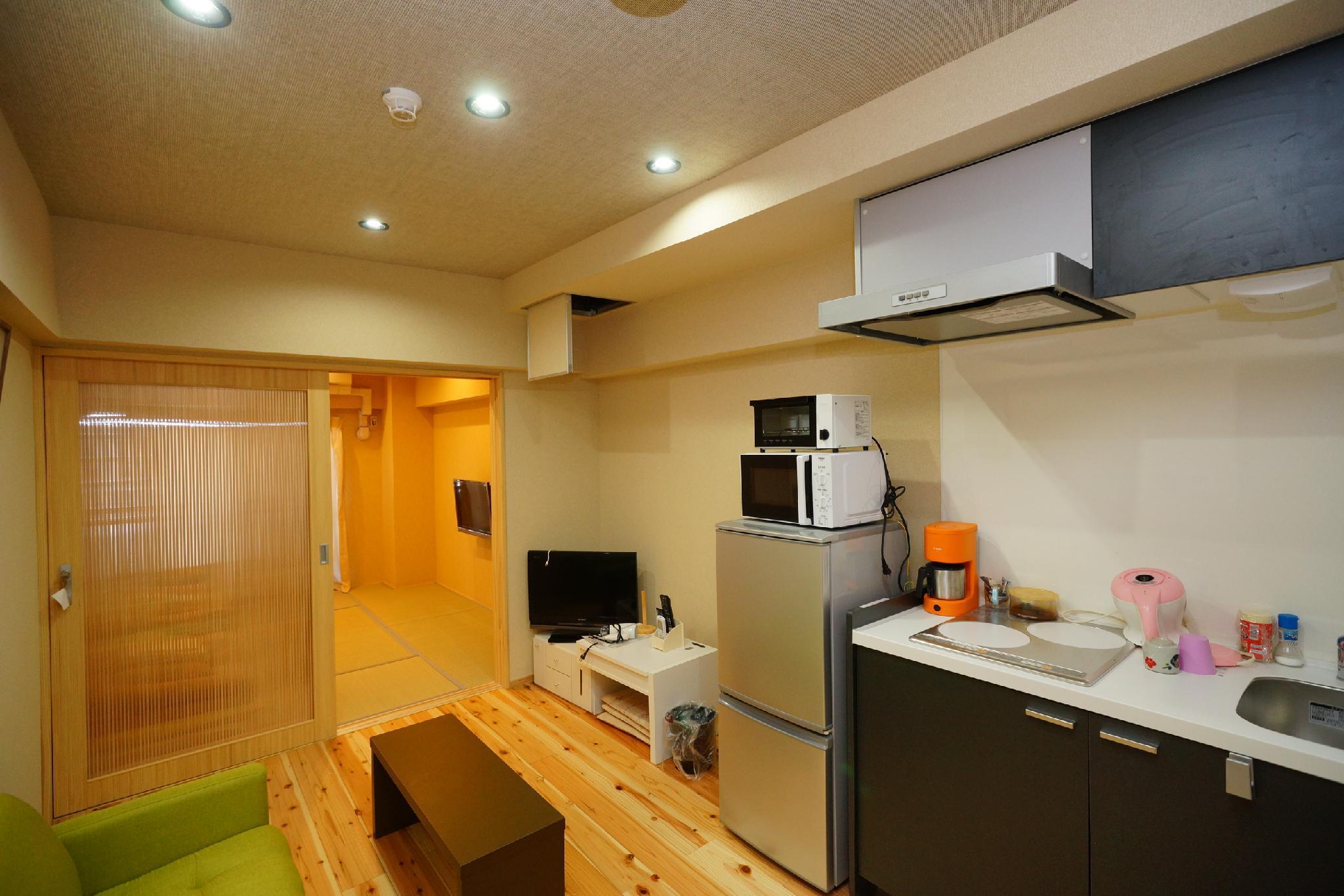 Kyoto Gion Tourist House 302
