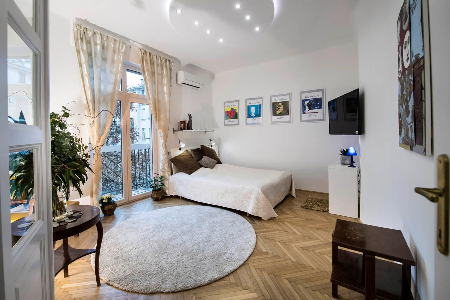 Gorgeous Studio Flat In The City Center