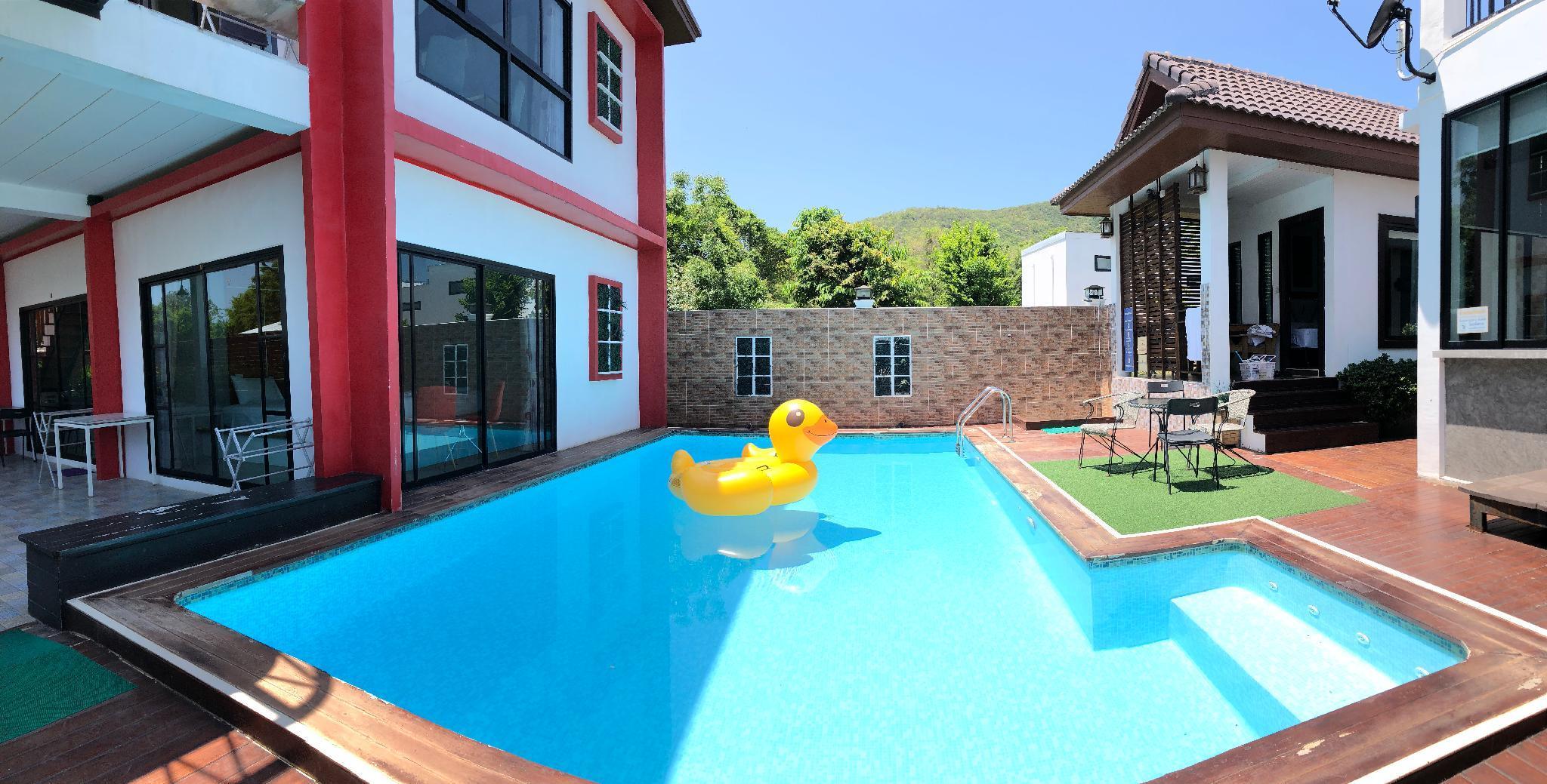 Virawan Pool Villa