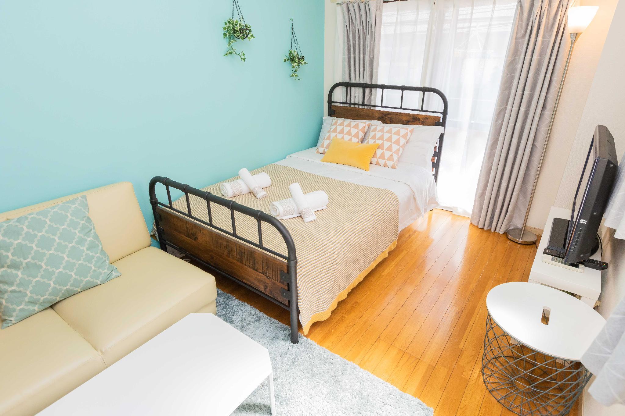 Ichigaya Choenjimachi Hotel Apartment 201