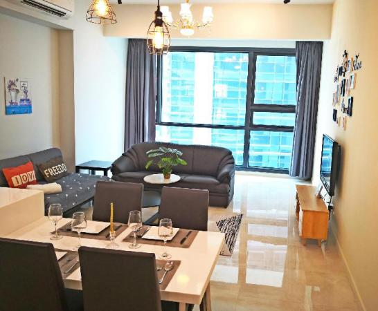 Vogue Suites, Mid Valley @ KL Eco City Kuala Lumpur