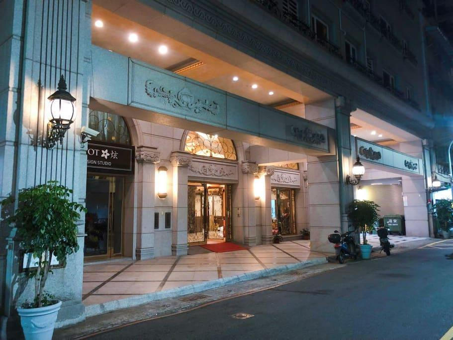 Kaohsiung City Superior Private Apartment