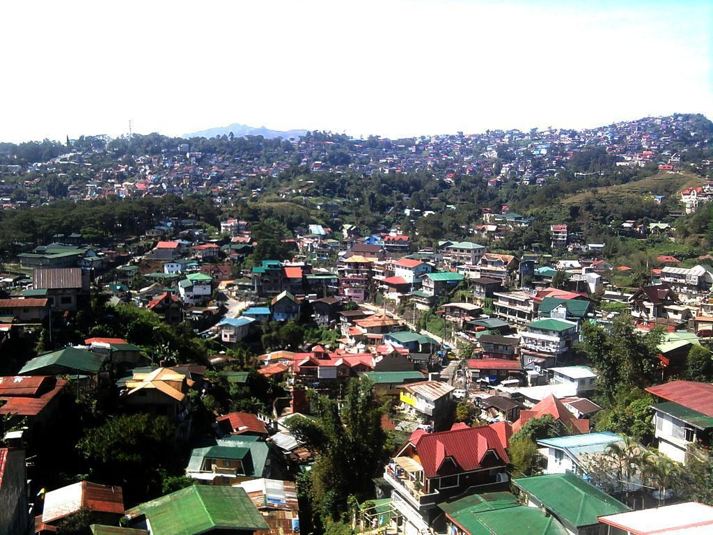 Presco Baguio Transient House with Hill Top View