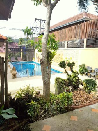Bungalow in BOPHUT with swimming pool Koh Samui