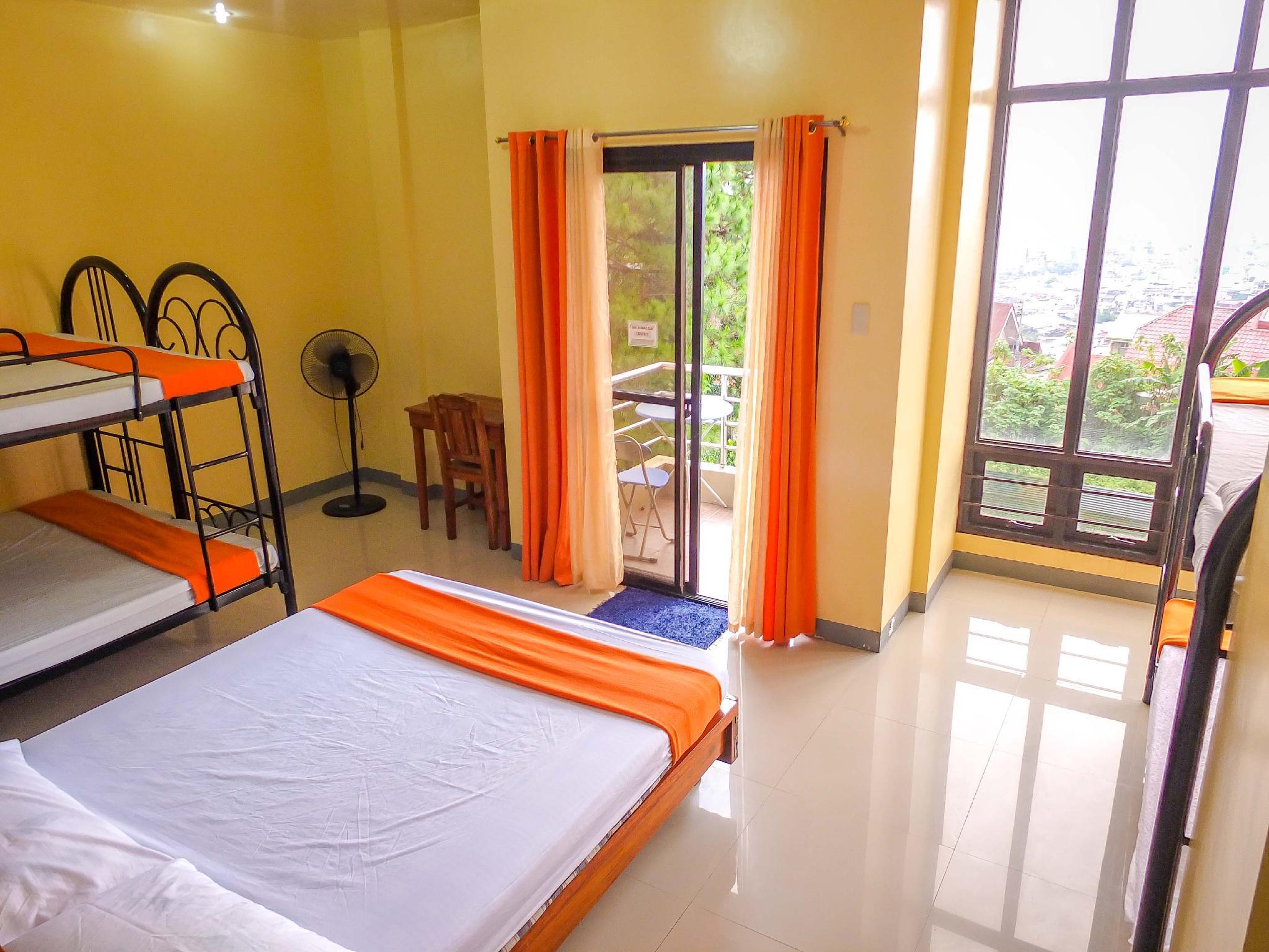 Baguio City 3 Bedroom Condo Unit With Balcony