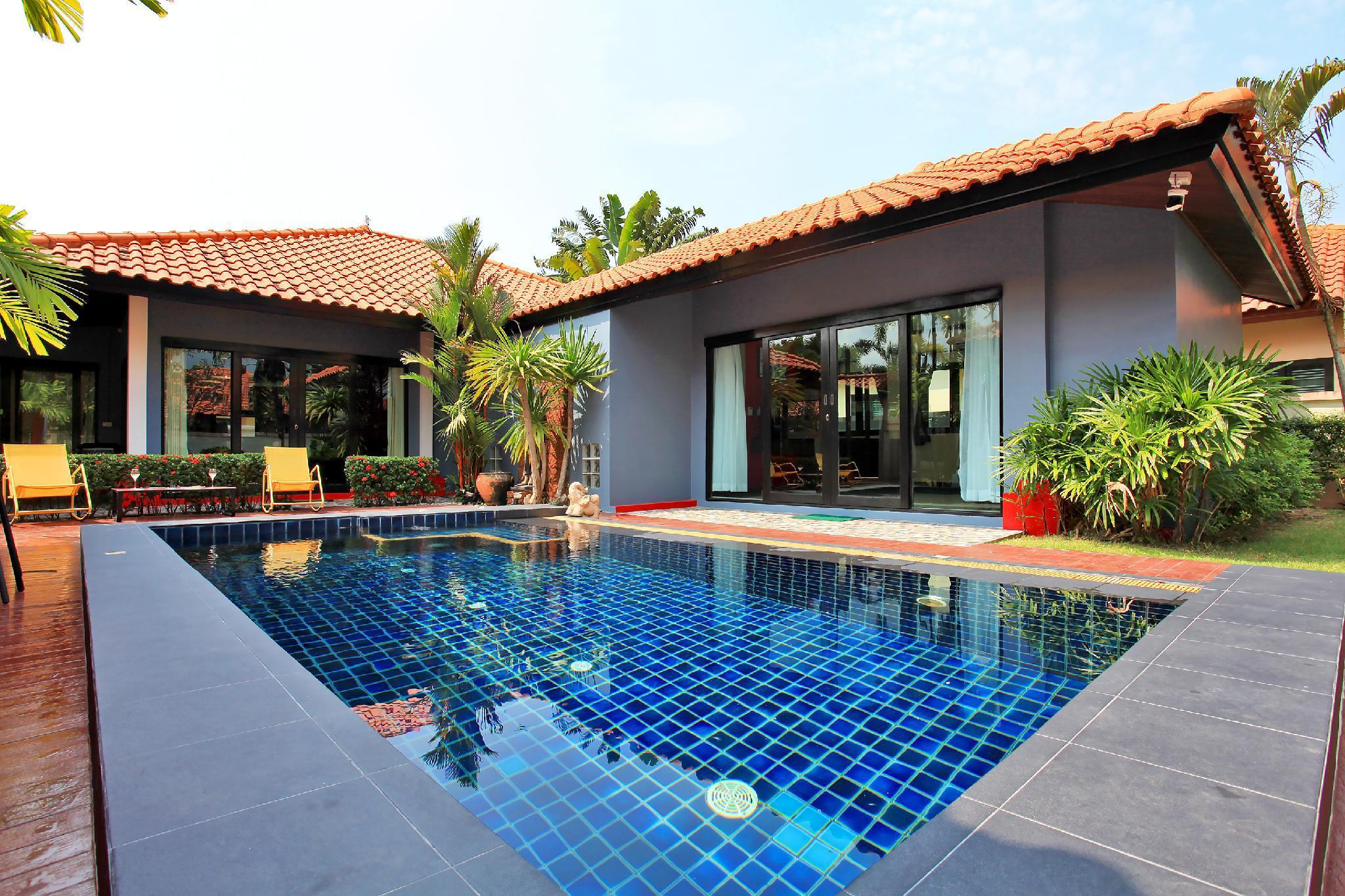 Fandango Villa, 3 Bed Home at Na Jomtien Pattaya Fandango Villa, 3 Bed Home at Na Jomtien Pattaya