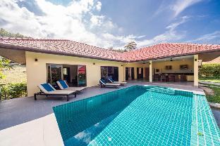 [バンポル]ヴィラ(300m2)| 3ベッドルーム/3バスルーム 3BR Zanzibar Villa Walk to Beach