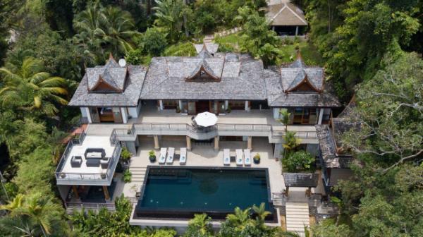 Amazing seaview villa Phuket