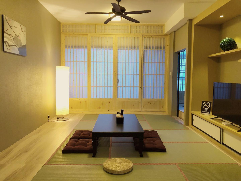 Tatami House Seaview @ Atlantis Condo Melaka