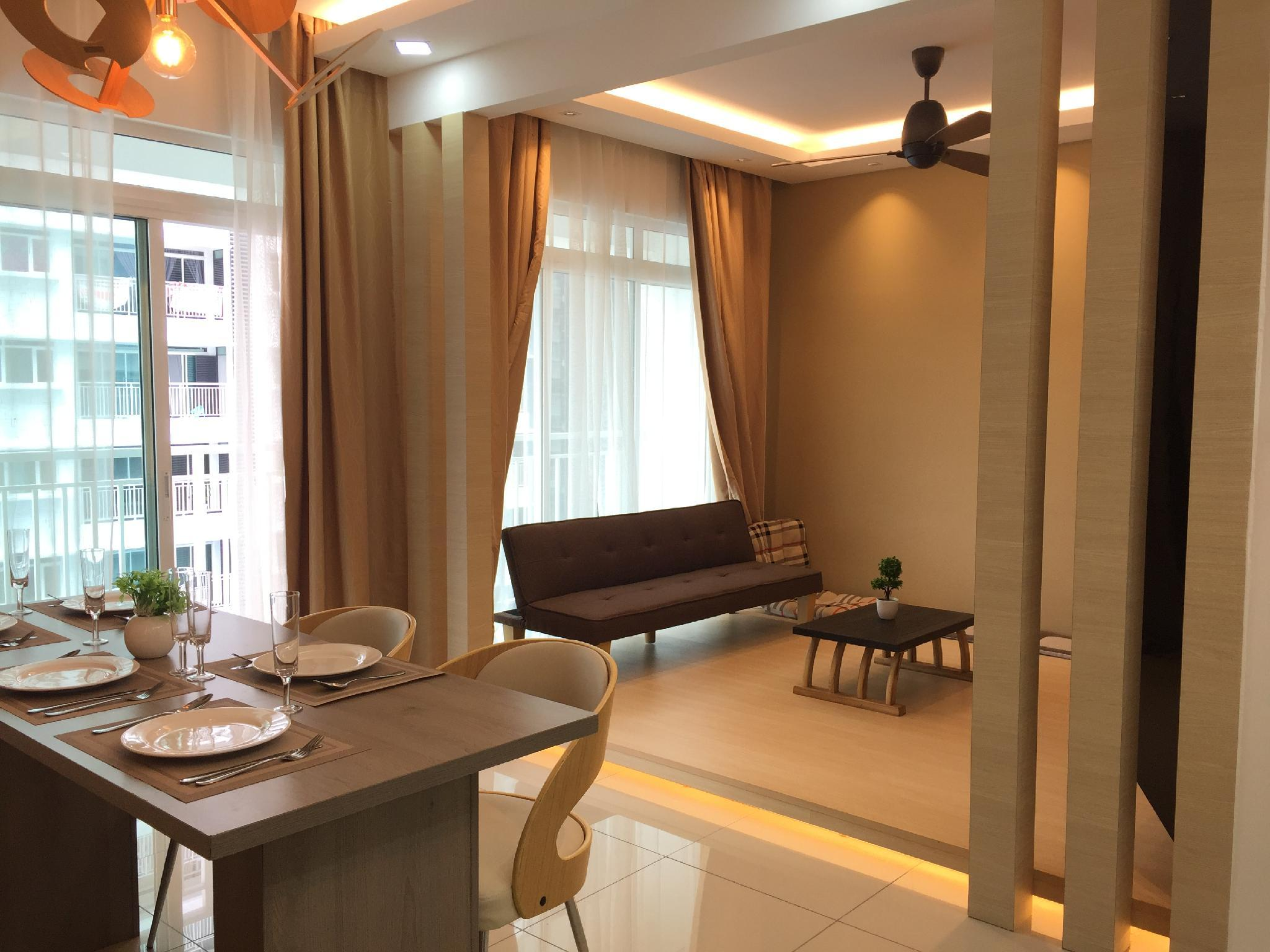 Japanese Style And Spacious@ Shah Alam