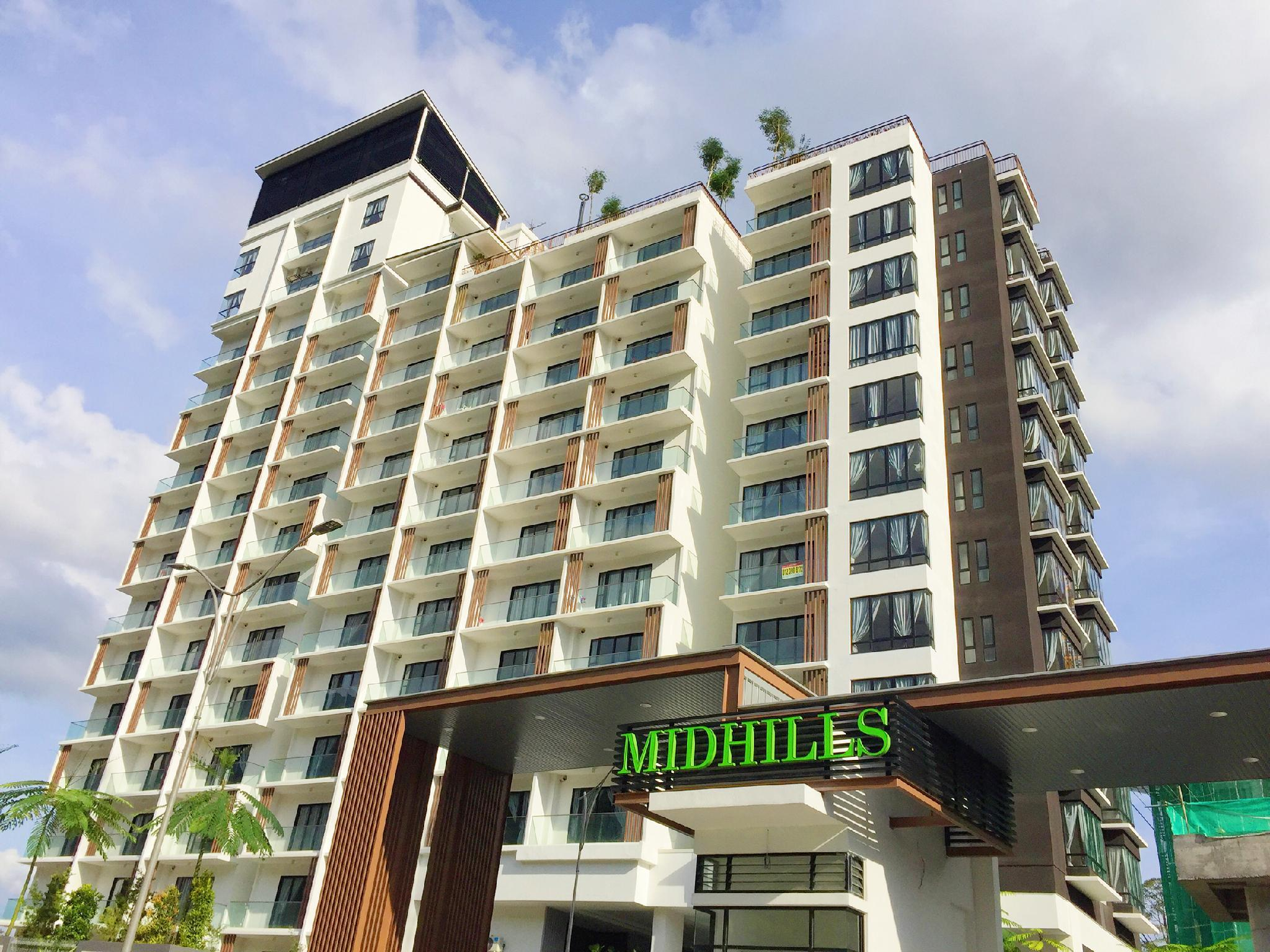 ELECTUS HOME 213A @ MIDHILLS GENTING  FREE WIFI